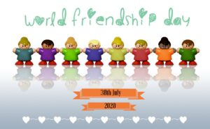 World Friendship Day!